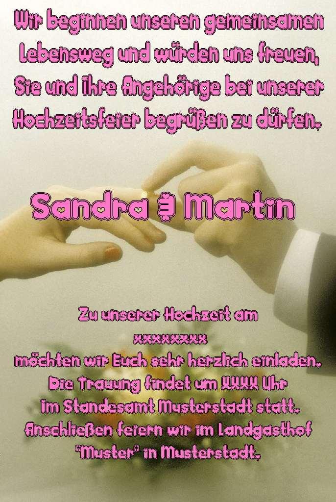 Ab 10 St Einladungskarten Hochzeit Einladung Polterabend Heiraten Kreative  Einladungen