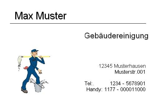 Wunderbar Hausreinigung Flyer Vorlagen Galerie ...